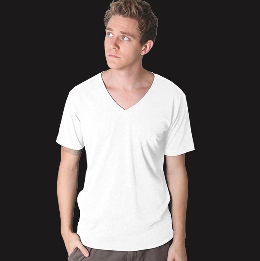 Mens Nauticus T-Shirt  (White)