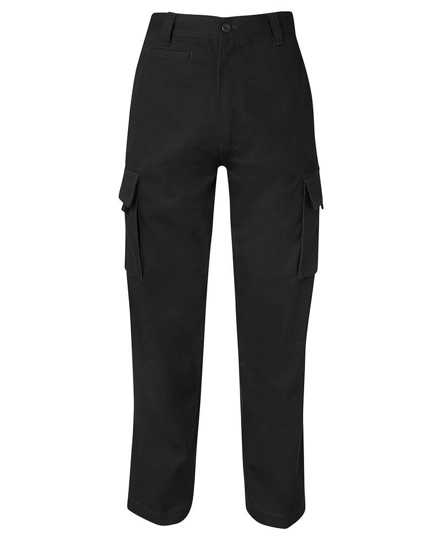 Mens Work Cargo Pants (Black)
