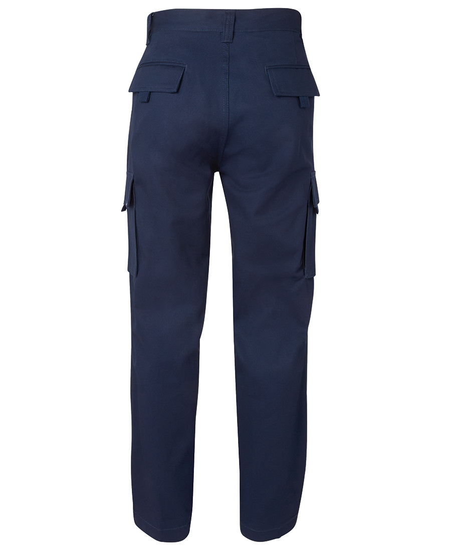 Mens Work Cargo Pants (Navy)