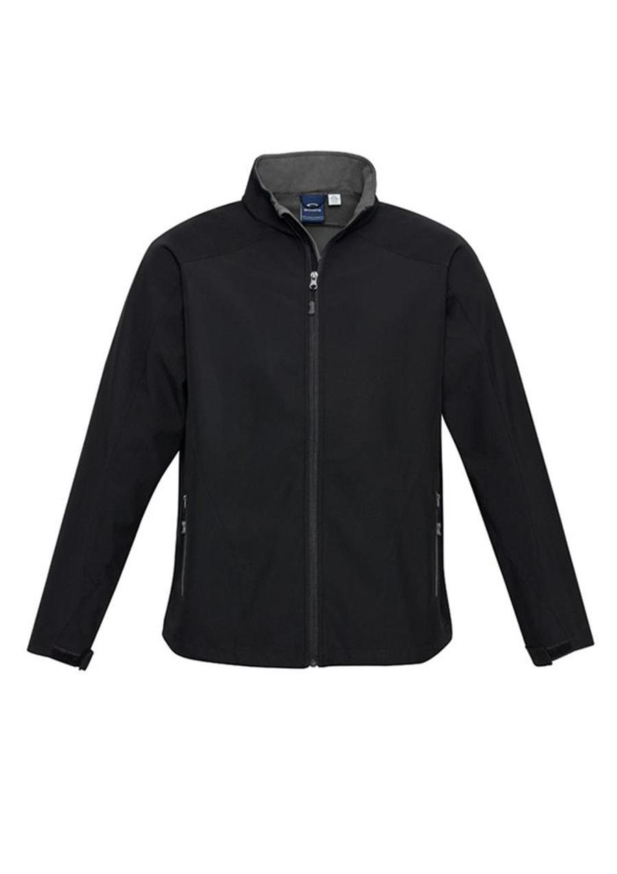 Mens Geneva Jacket (Black/Graphite)