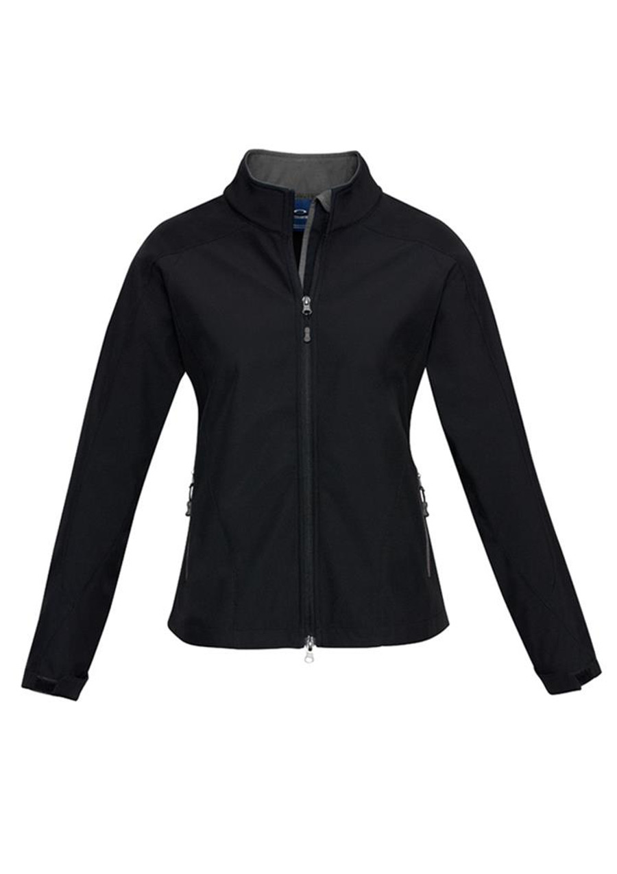 Ladies Geneva Jacket (Black/Graphite)