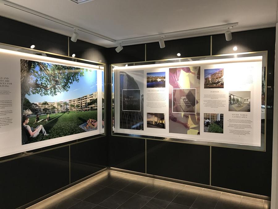 Building Display
