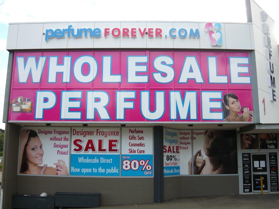 Perfume Window Graphics