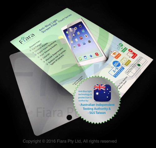 "Anti-Blue Light Screen Filter (BLP-PETAG Touch Series) : Fits to Apple iPad mini 3/2/1 (7.9"" inch)"