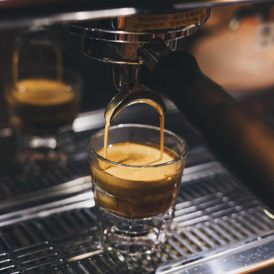 Fresh Espresso Shot by Fiddleheads Barista