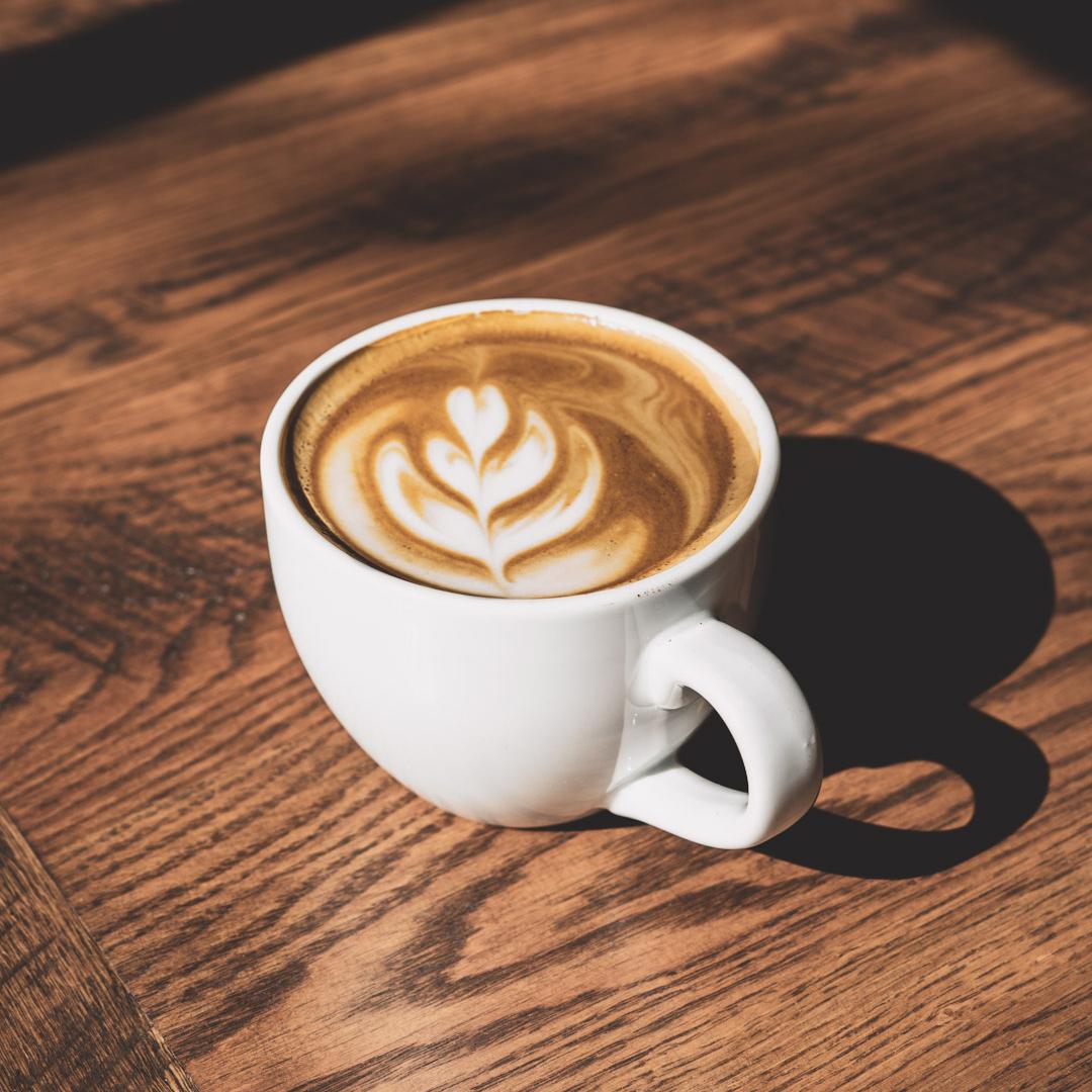 Photo of Latte Art by a Fiddleheads Barista