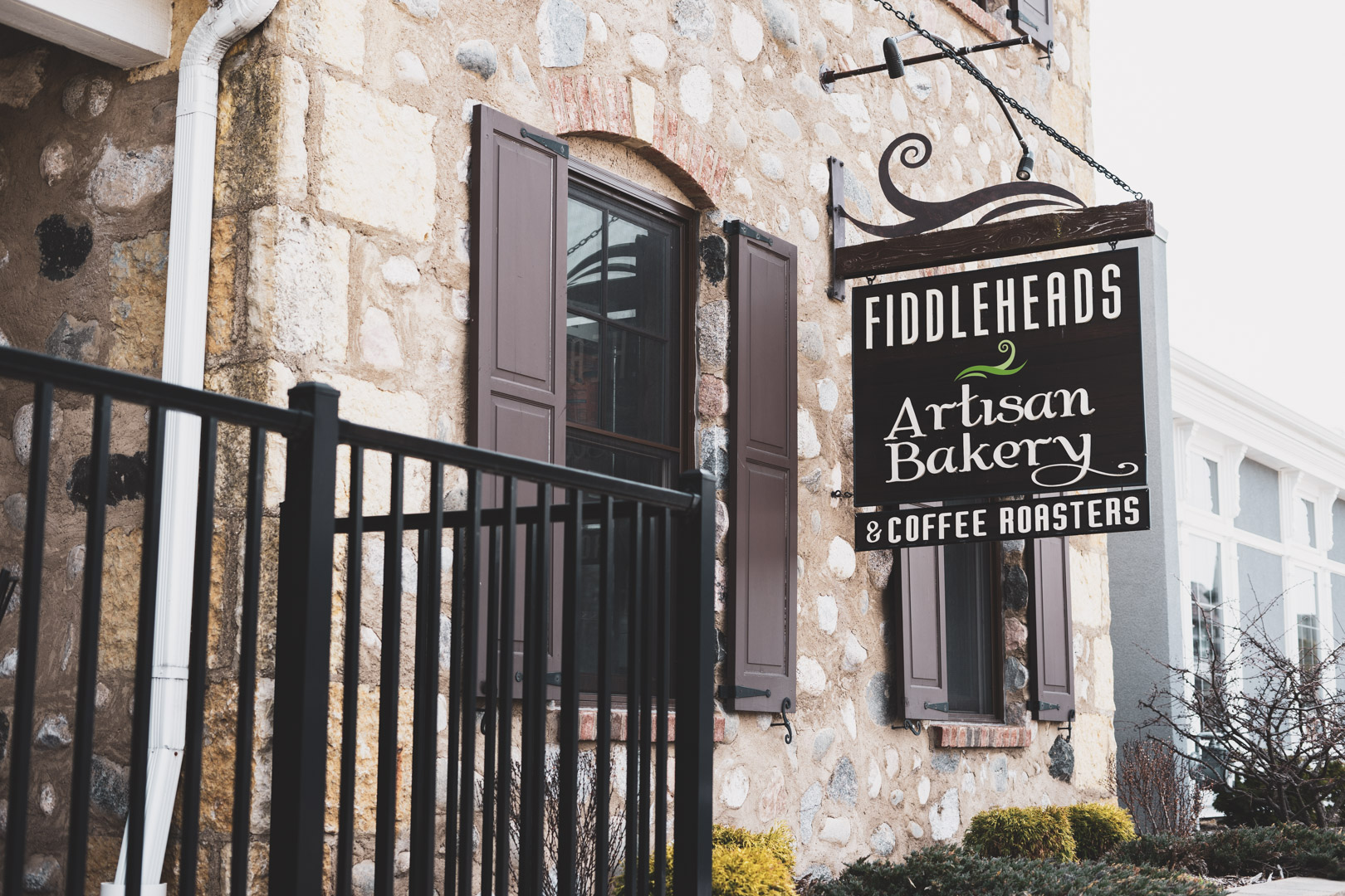 Fiddleheads Bakery and Coffee Roasters