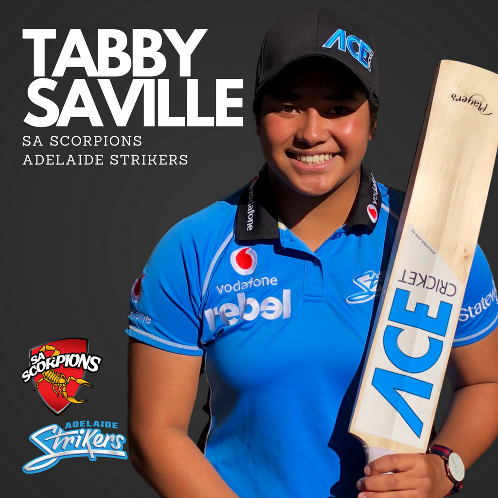 WELCOME TABBY SAVILLE