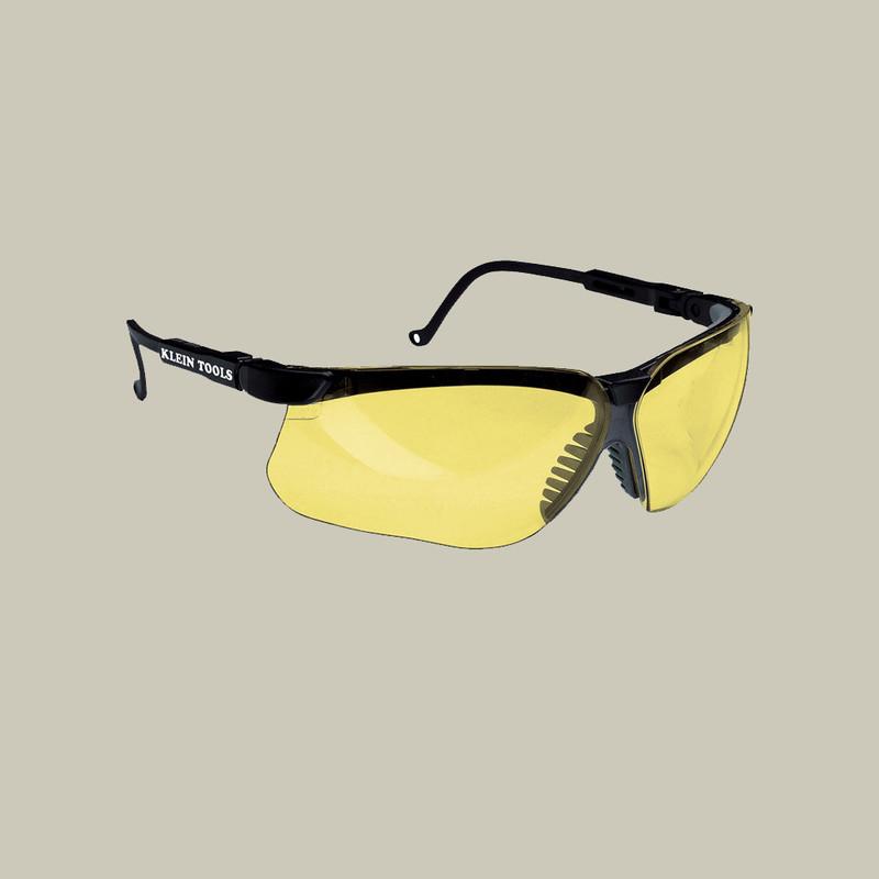 Protective Eyewear, Amber Lens