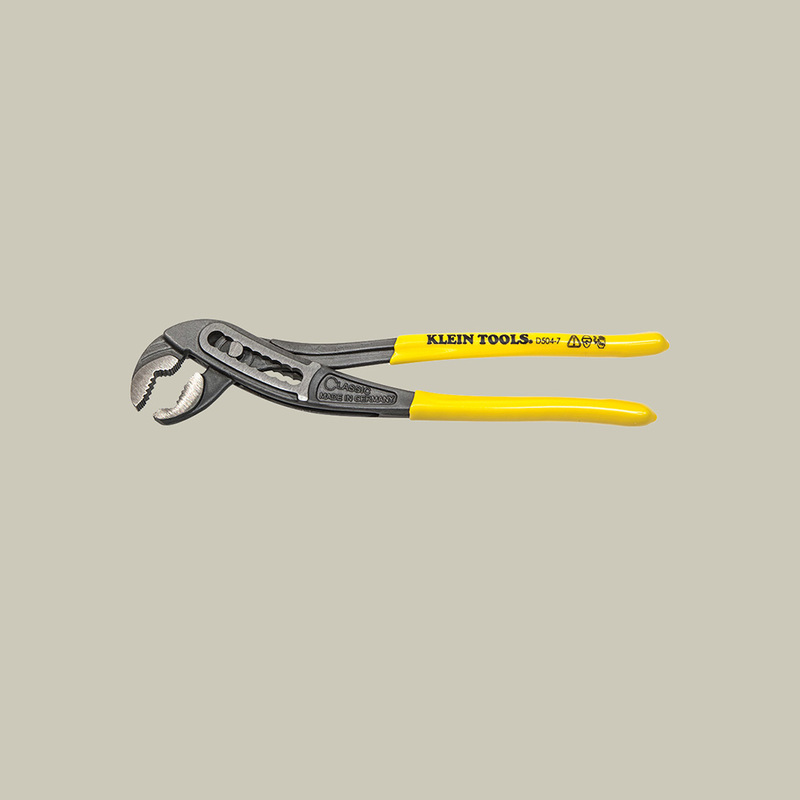 """7"""" Classic Klaw Pump Pliers"""