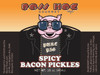Boss Hog's Spicy  Bacon Pickles