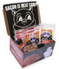 "Boss Hog Sampler Gift Bundle w/ Black ""Bacon is Meat Candy"" T-Shirt"