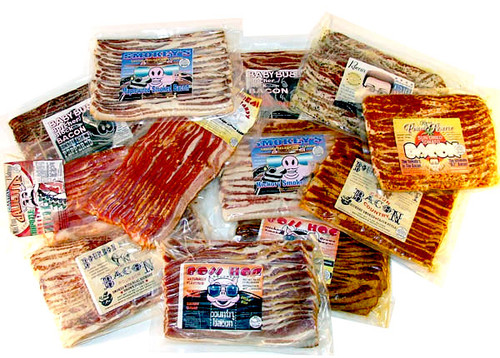 12 pack Bacon Combo