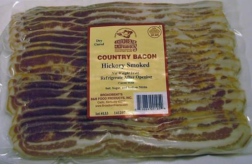 Broadbents Hickory Smoked Bacon