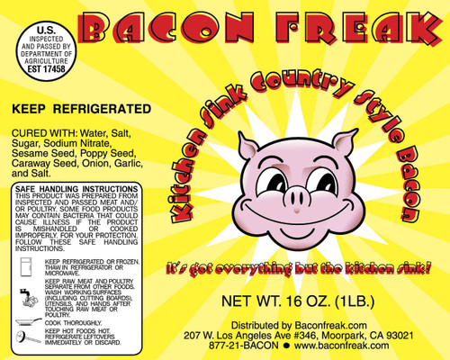 Bacon Freak's Everything Bacon