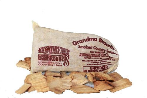 Grandma Broadbent's Smoked Country Pork Sausage