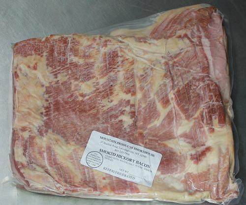 Mountain Smokehouse 5lb. Hickory Smoked Sliced Bacon