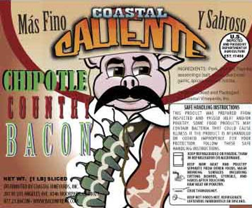 Coastal Caliente Chipotle Bacon