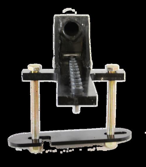 A. 2-4 Lb. Per Foot U Channel Side Mount Adapter