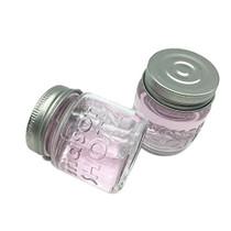 2 oz, Mason Jar Shot Glasses with Lids (Set of 8) – Mini Mason Shooter Glass