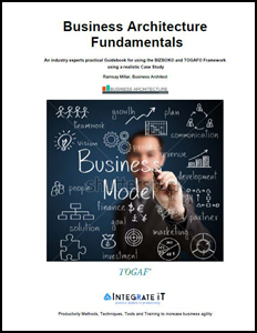 Business Architecture Fundamentals
