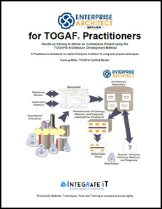 Enterprise Architect for TOGAF Practitioners