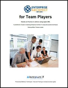 Enterprise Architect for Team Players