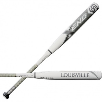 Louisville Slugger 2018 Xeno Platinum -10 Fastpitch Softball Bat   WTLFPXNW8A10