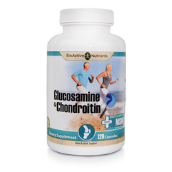 Gluten-free | Yeast-free  This combination of key nutrients nourishes and supports joint and cartilage health as well as joint comfort and mobility. Glucosamine and Chondroitin work together to provide: Joint, Muscle & Cartilage Support*, Joint Flexibility & Mobility Support*, Inflammation Support*.