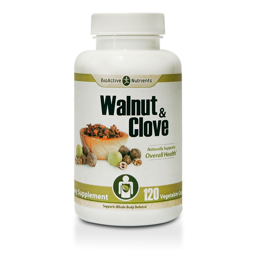 Gluten-free | Animal-free | Yeast-free Day-to-day living exposes our bodies to all kinds of challenges to internal health. Walnut & Clove is expertly formulated to help maintain intestinal integrity, in support of stronger overall health*