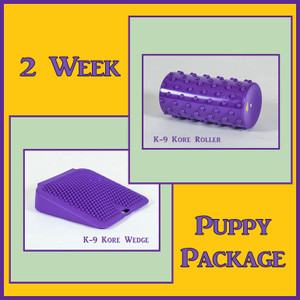 Puppy Package - 2 weeks