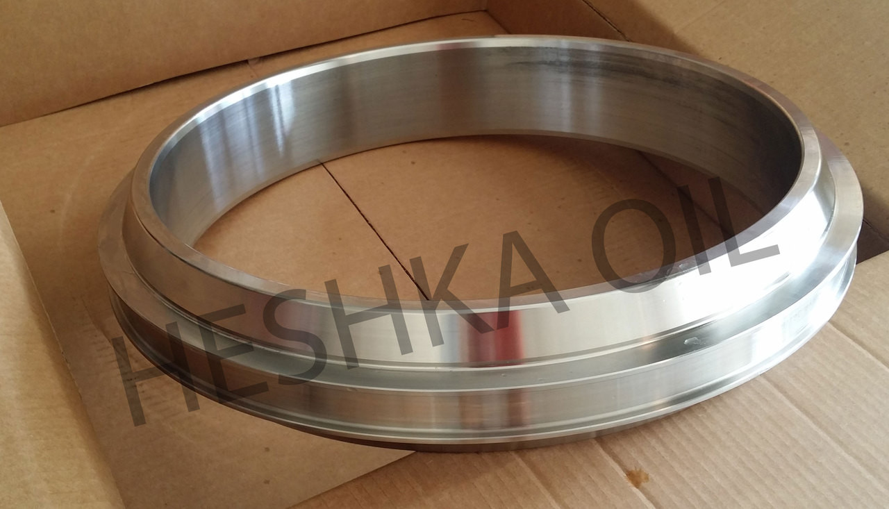 VX Ring Gasket, 18-3/4 Inch - 316 Stainless Steel - Heshka Oil