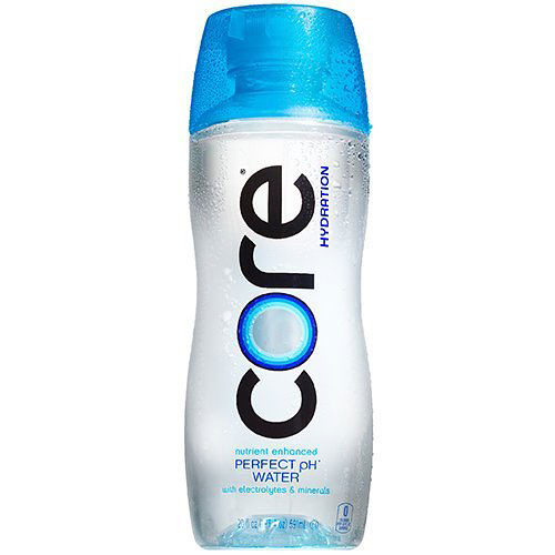 Core Hydration Nutrient Enhanced Water, 20 Ounce (Pack of 24)
