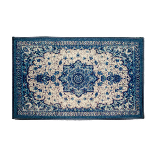 Kashi Home Atlantis Egyptian Decor Accent Area Rug, Floor Mat