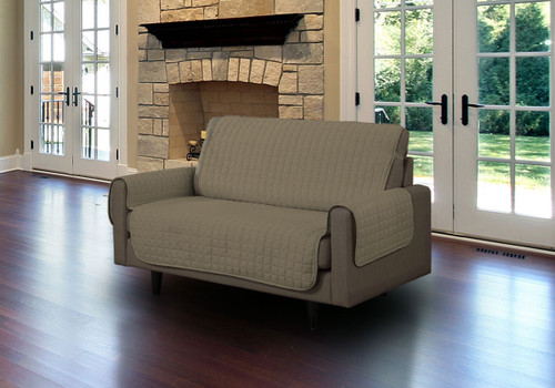 Furniture Protector Cover Quilted Microfiber Pet Dog Couch