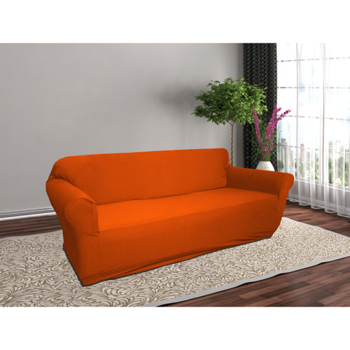 Furniture Couch Cover Linen Store Stretch Jersey Slipcover