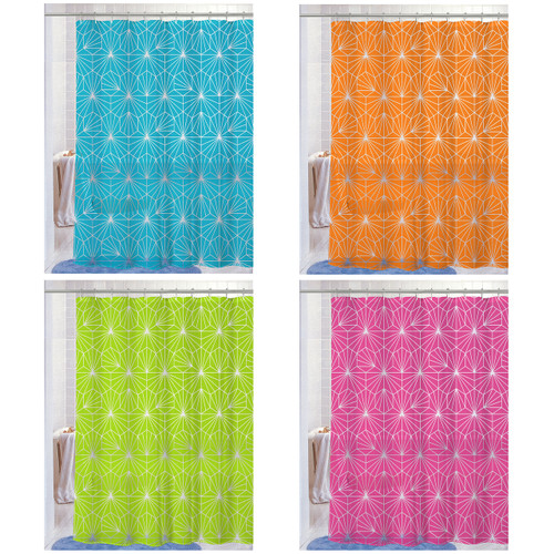 Bathroom Mat Polka Dots Microfiber Soft Plush Lightweight