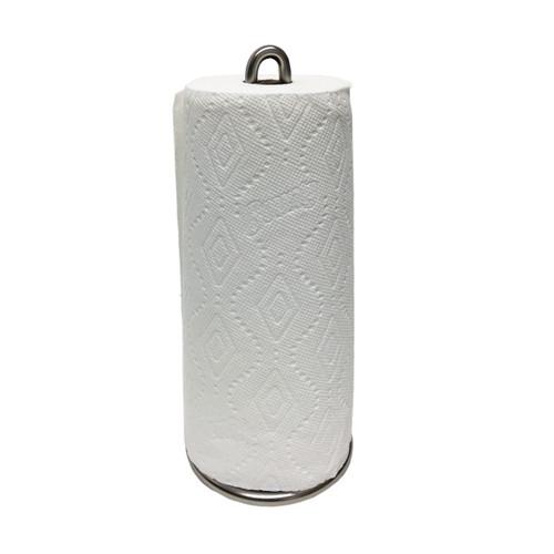 Nickel Plated Paper Towel Holder (LS-PH025054)