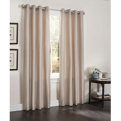 Kashi Home Erin Energy Efficient Blackout Curtains 2 Pack