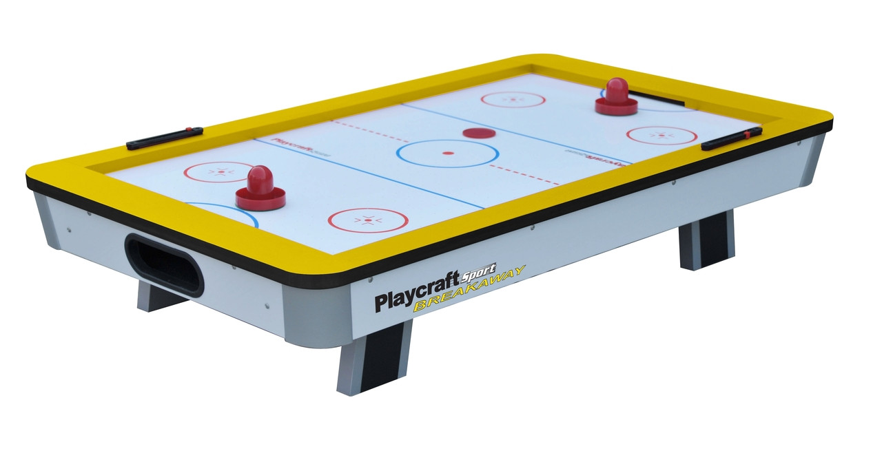 p table air led htm hockey