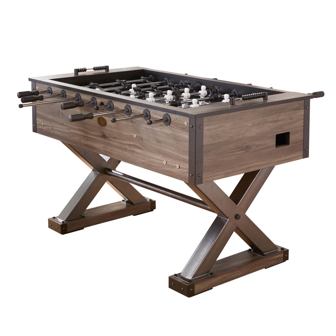 Playcraft Wolf Creek 56 Inch Foosball Table ...