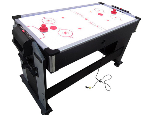 Playcraft Sport   Junior 2 In 1 Air Hockey And Pool Table