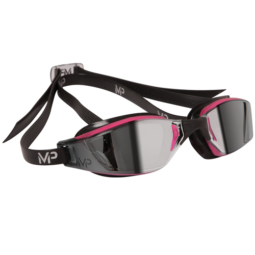 Aqua Sphere MP XCEED Ladies Goggle Mirror Pink/Blk