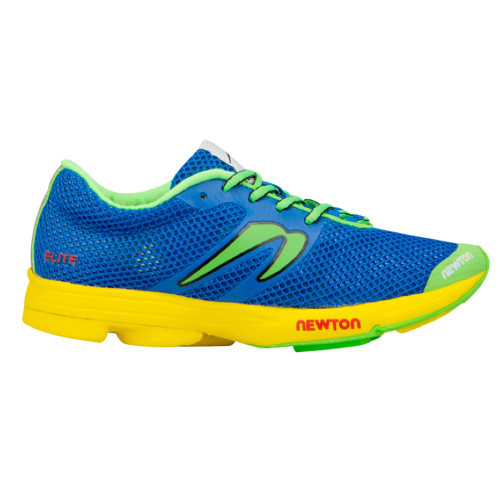 Newton Distance Elite Women Blue/Green