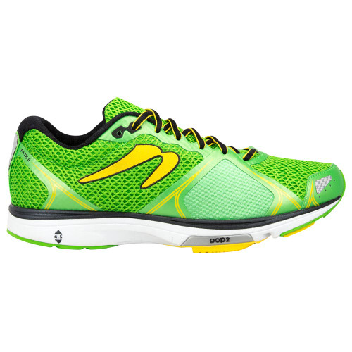 Newton Fate III Men Emerald/Yellow