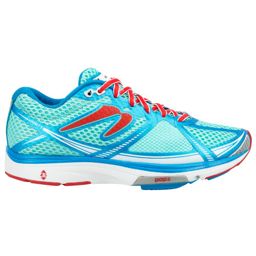 Newton Kismet III Women Baby Blue/Ruby