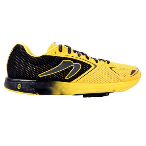 Newton Distance 7 Men Black/Yellow