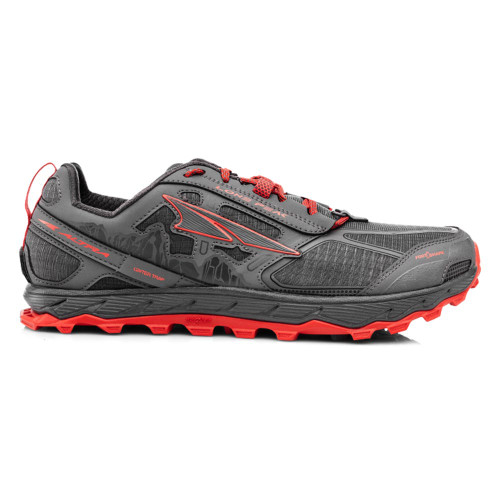 Altra Lone Peak 4 Men Grey/Orange