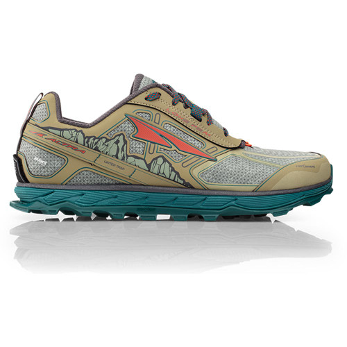 Altra Lone Peak 4 RSM Men Green