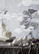 Autumn Cloud Forest Wallpaper